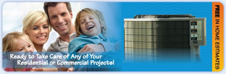 heating-and-ac replacement-contractor-Bloomfield NJ